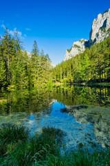Grüner See in Österreich