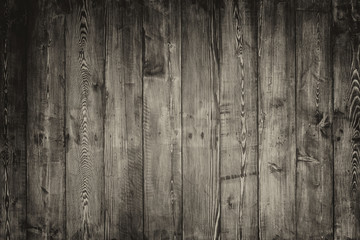Black wood board use for background