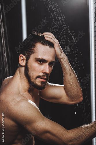 Sexy cold shower photos