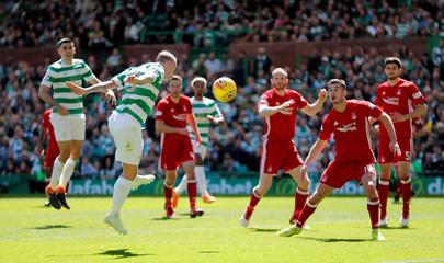 Scottish Premiership - Celtic vs Aberdeen