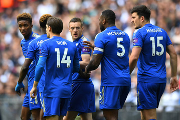 Premier League - Tottenham Hotspur vs Leicester City