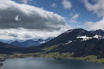Der Ägerisee - Schweiz