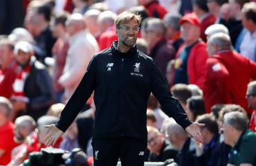 Premier League - Liverpool vs Brighton & Hove Albion