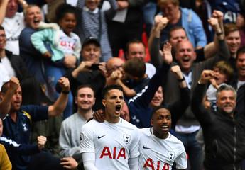 Premier League - Tottenham Hotspur vs Leicester City