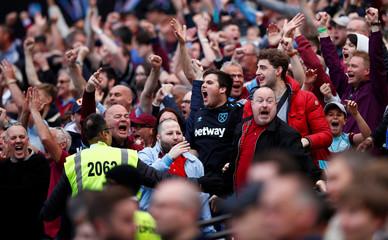 Premier League - West Ham United vs Everton