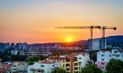 Varna skyline