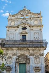 Church of Santa Lucia Alla Badia in Siracusa in Sicily, Italy