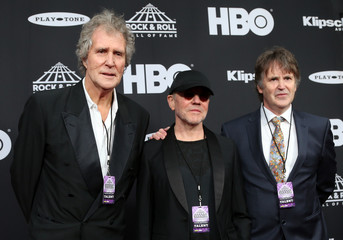 Rock & Roll Hall of Fame Induction – Arrivals - Cleveland