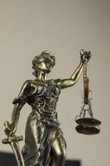 Scales of Justice , Human Rights Act  Symbol