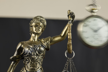 Justice and Time