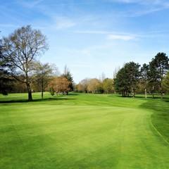 Parcours de golf Isabella trou n°2