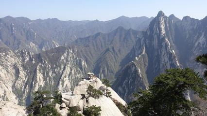 Mount Hua Fototapete