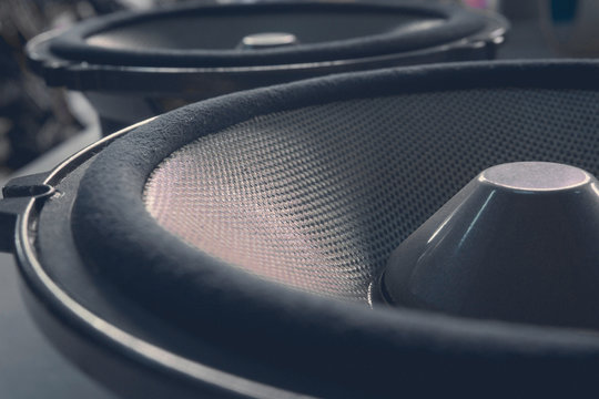 Car speaker audio