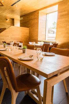 asian restaurant interior