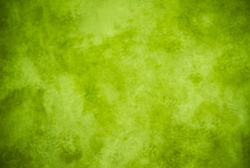 Lime green painterly background texture Fototapete