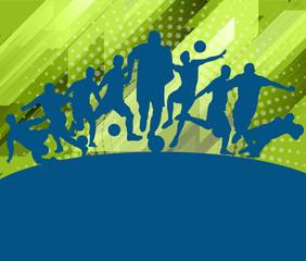 Calcio, Gioco di squadra, Competizione