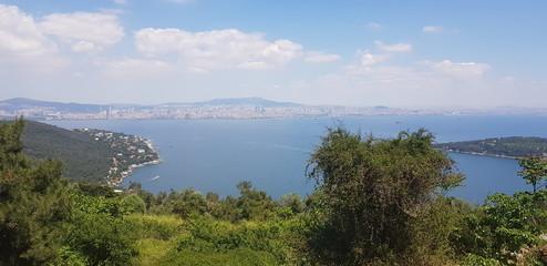 Buyukada, İstanbul Turkey Princes island