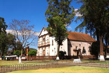 Church of Our Virgin of Health, Patzcuaro, Mexico