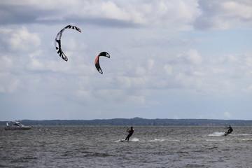 Kitesurf bassin arcachon