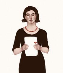 Secret Hearbreakes - illustration