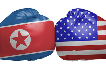 Confrontation between the United States and North Korea
