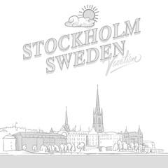 Stockholm travel marketing cover