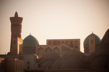 Old city of Bukhara, Uzbekistan