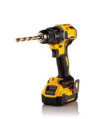 cordless drill, screwdriver