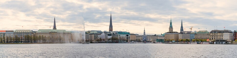 Hamburg Harbor Germany