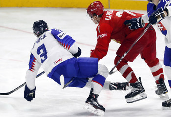 2018 IIHF World Championships