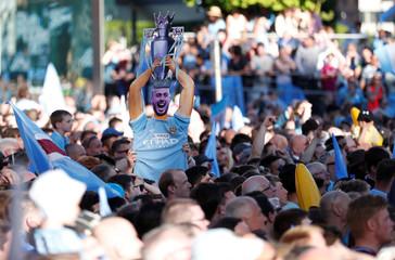 Premier League - Manchester City Premier League Title Winners Parade