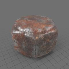 Rusty nut 2