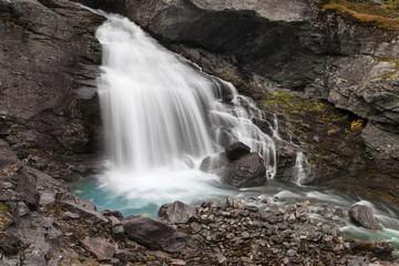 Small Waterfall on the Videdola