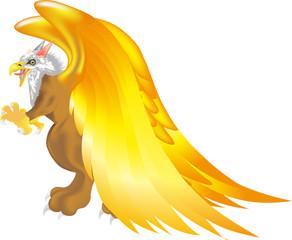 Gryphon mythical creature