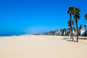 Beautiful Venice beach area in Los Angeles.0