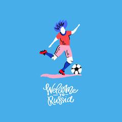 Soccer Player Design