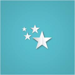 Star Vector Template Design Illustration