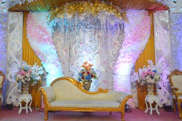 bridal wedding oranments