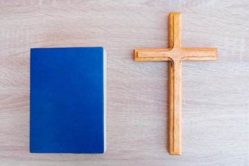 Crosses and Bibles