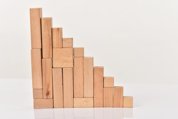 積み木 階段