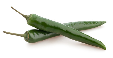 Canvas Prints Hot chili peppers green chili pepper