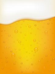 ビール テクスチャ