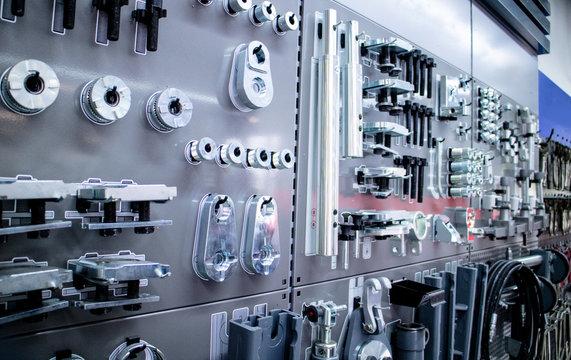 Werkzeug Wand - Autowerkstatt