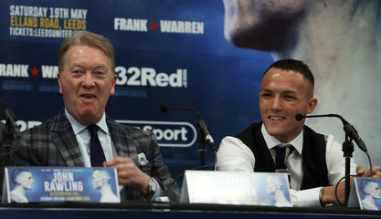Lee Selby & Josh Warrington Press Conference