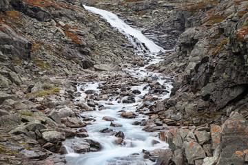 Cascade on the Videdola River