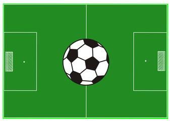 SOCCER - Fußballfeld