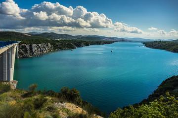 Foto op Plexiglas Caraïben water