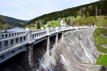 Elbestaudamm Spindlermühle