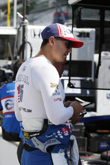 IndyCar: 102nd Running of the Indianapolis 500-Practice