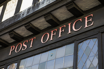 Post Office in Colchester